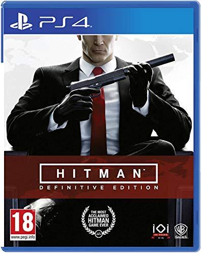 Hitman Definitive Edition (Playstation 4) - Playstation 4