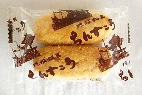 訳ありちんすこう ちんすこう プレーン 300個入り 名嘉真製菓本舗 沖縄土産 老舗ちんすこう専門店の味 甘すぎず、しつこくない サクサク食感 ばらまき土産にも