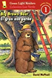 El gran oso pardo/Big Brown Bear (Green Light Readers Level 1)