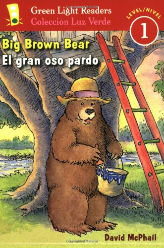 El gran oso pardo/Big Brown Bear (Green Light Readers Level 1) (Spanish and English Edition)