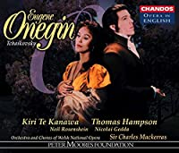 Tchaikovsky: Eugene Onegin (Opera in English)