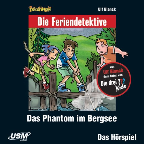 Das Phantom im Bergsee audiobook cover art
