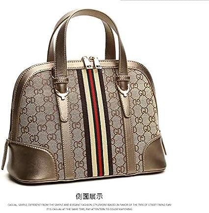 c61c5143632152 Vintage Printing Top Handle Bag For Women European Style Shoulder Bag  Canvas Shell Crossbody Bag