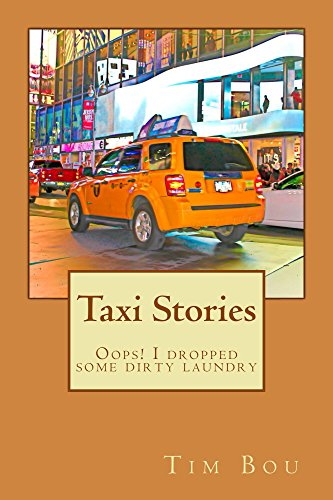 Taxi Stories (English Edition)