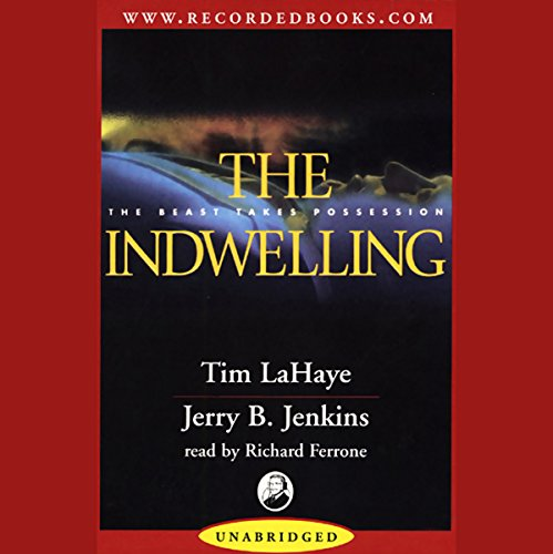 The Indwelling audiobook cover art