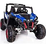 Rubber Tires TV Screen XMX603 Ride ON UTV Buggy 24v Powerwheel Ride On...