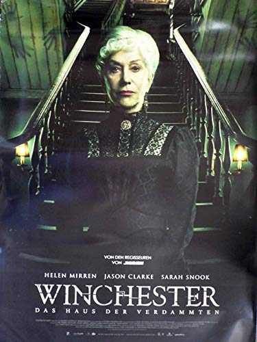 Winchester - Das Haus der Verdammten - Filmposter 120x80cm gerollt
