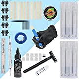 Looney Zoo - Premium Hand Poke Tattoo Kits- Professionally Designed, Hand Poke And Stick Tattoo Kits for Safe & Stick And Poke Tattoos - The Ultimate DIY Tattoo Kit for Pros/Beginners