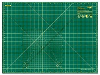 Olfa Self-Healing Cutting Mat with Grid 18 x 24 inches
