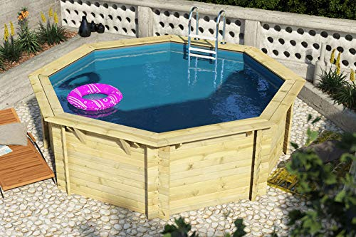 Unbekannt Karibu Pool Modell 1 Variante A