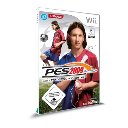 PES 2009 : Pro Evolution Soccer [import allemand]