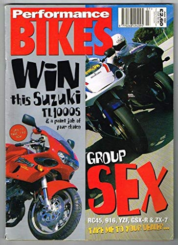 Performance Bikes Magazine June 1997 MBox3108/C Group Sex...
