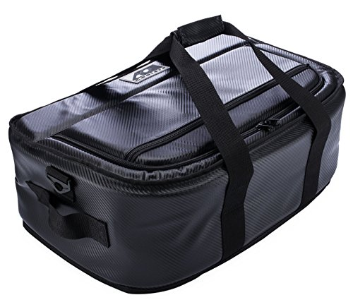 AO Coolers Stow-N-Go Cooler, Carbon Black, 38-Can