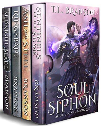 Soul Siphon (Soul Stones) (English Edition)