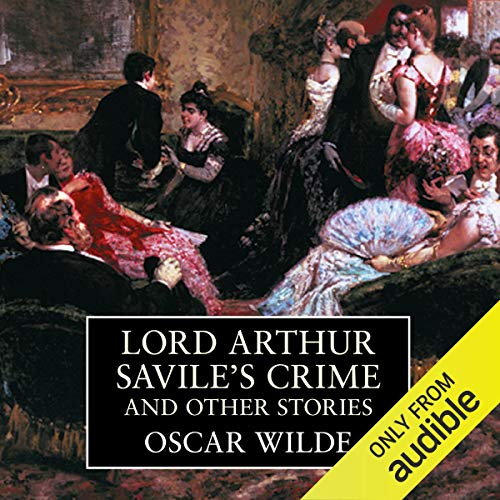Lord Arthur Savile's Crime and Other Stories copertina