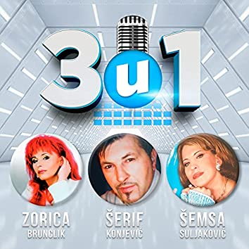 3 u 1 - Serif Konjevic, Zorica Brunclik, Semsa Suljakovic