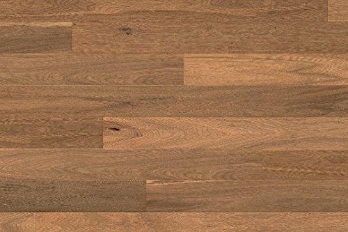 Rovere rustico diele rustico/Click Parquet, cura, Spazzolato, naturale oliato, 15X 189X 1860mm (Country)