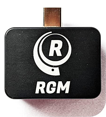 ▷ CÁMARA TÉRMICA INFRARROJA para tu móvil Android - RGM Vision ThermalCAM 1 ◁ USB-C | Visión Nocturna Termografíca | Medida de Temperatura inmediata en tu Smartphone Android