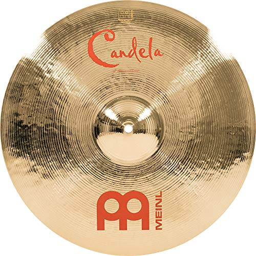 Meinl CA16C 16 inch B20 Bronze Candela Percussion Crash Cymbal