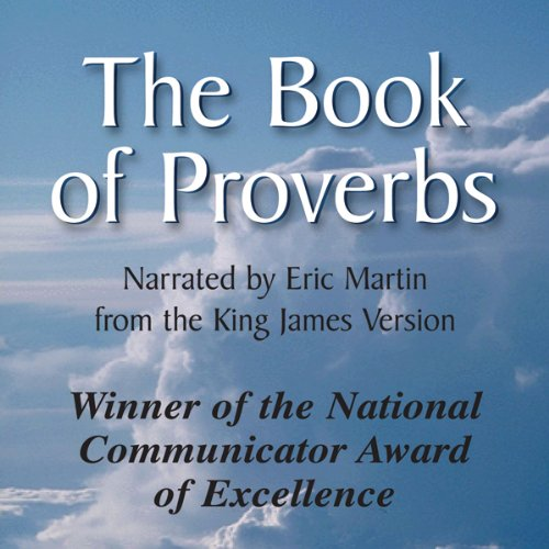 The Book of Proverbs: The Wisdom of Solomon audiobook cover art