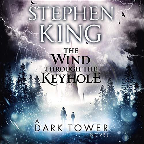 The Wind Through the Keyhole audiobook cover art