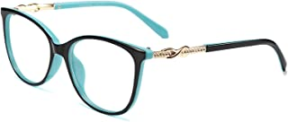 FEISEDY Stylish Women Glasses Frame Clear Lens Eyewear B2472