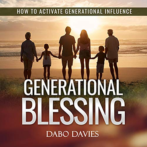 Generational Blessing cover art
