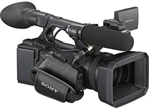 Sony HXR-NX5U NXCAM Professional Camcorder (Discontinued by Manufacturer) (Renewed)