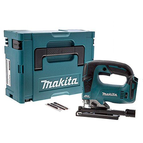Makita DJV182ZJ Power Jigsaws accu-zaag 18 V, 266 mm, 77 mm, 208 mm