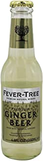Fever-Tree Premium Ginger Beer, No Artificial Sweeteners, Flavourings or Preservatives,..