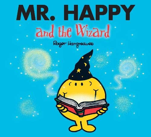 Mr. Happy and the Wizard (Mr. Men & Little Miss Magic)