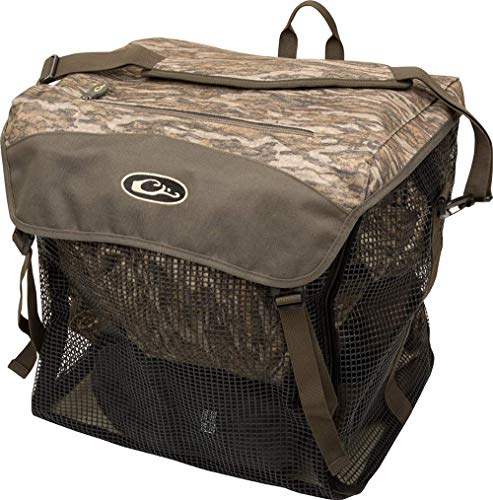 Drake Waterfowl Wader Bag 2.0 Mossy Oak Bottomland One Size Fits Most
