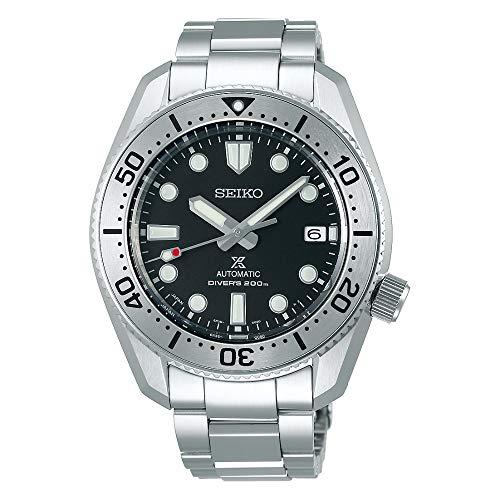 Reloj Seiko Prospex Automático Diver's 200m Acero Zafiro SPB185J1