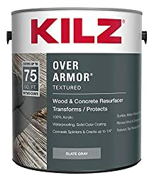 KILZ Over Armor Smooth Coating - Best Shed Paint Ideas