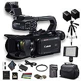 Canon XA40 Professional UHD 4K Camcorder (3666C002) W/Extra...