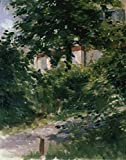 Edouard Manet – Path in The Rueil Garden (UNE Alle Dans