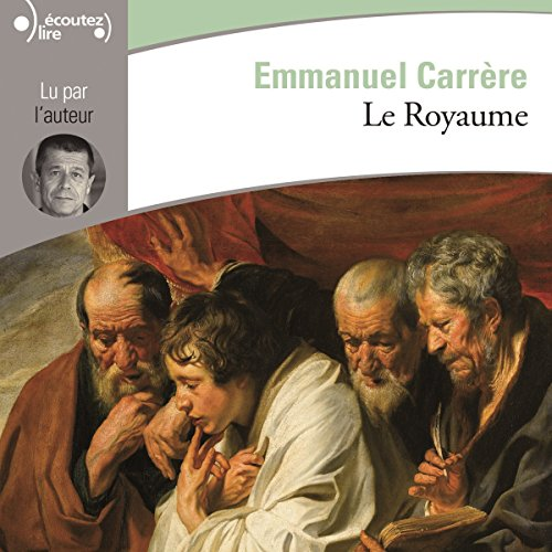 Le Royaume audiobook cover art