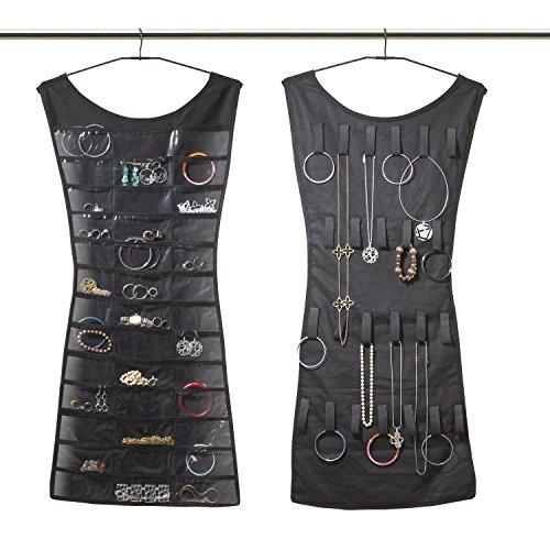 TIEMPO DE SALDI Vestido, expositor, vestido, joyero, pulseras, collares, bisutería.