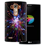 dessana Abstract Explosion Transparent Protective Case