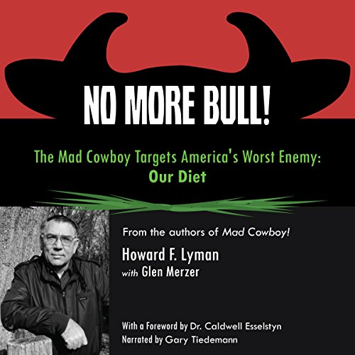 No More Bull! audiobook cover art
