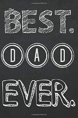 Dad love lined notebook/journal.Best dad ever: Father notebook gift