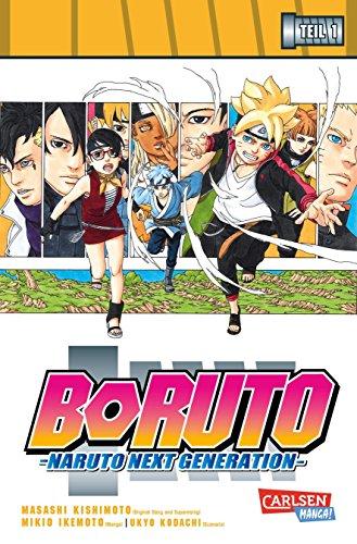 Boruto - Naruto the Next Generation 1 (Manga) [Kindle-Edition]