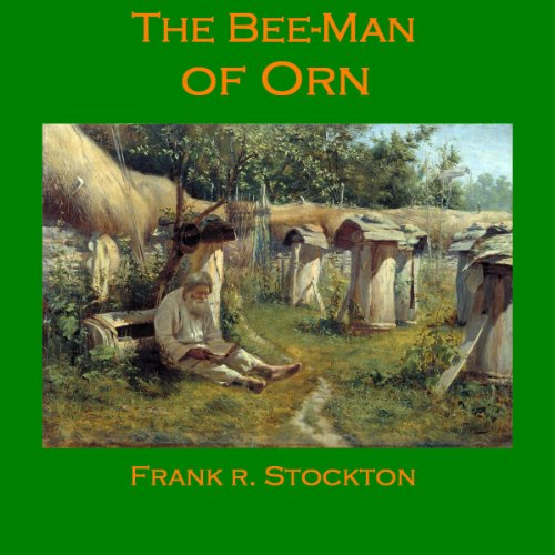 The Bee-Man of Orn audiobook cover art