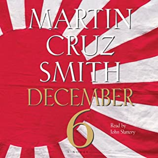 December 6 audiobook cover art