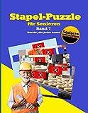 Stapel-Puzzle für Senioren: Thema: Berufe, die jeder kennt (Stapelspiel – Seniorenarbeit, Band 7)