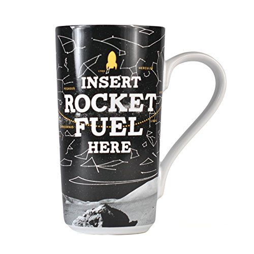 NASA Kaffeetasse - 'Insert Rocket Fuel Here'