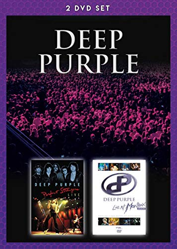 Perfect Strangers Live + They All Came Down To Montreux: Live At Montreux [DVD]