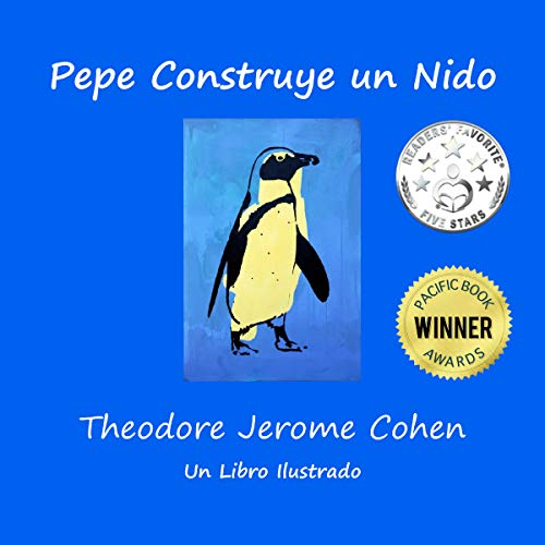Pepe Construye un Nido [Pepe Builds a Nest] audiobook cover art