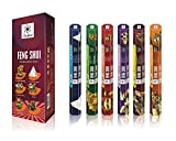 Best Incense Sticks - Chakra Fengshui Premium Natural Incense Sticks - 20 Review