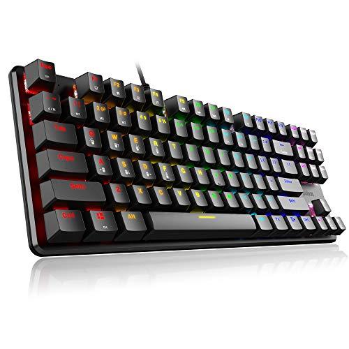 teclado 87 teclas de la marca Pulsar Gaming Gears